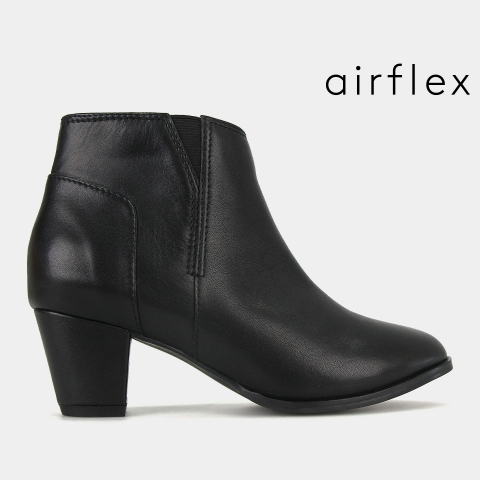 CUFF Comfort Leather Boots