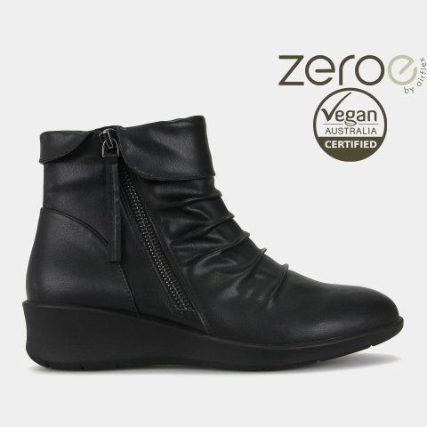 MEADOW Vegan Sustainable Ankle Boots