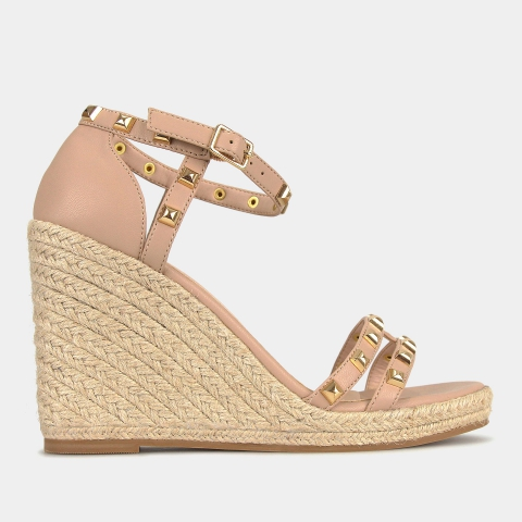 FIGHTER Wedge Sandals